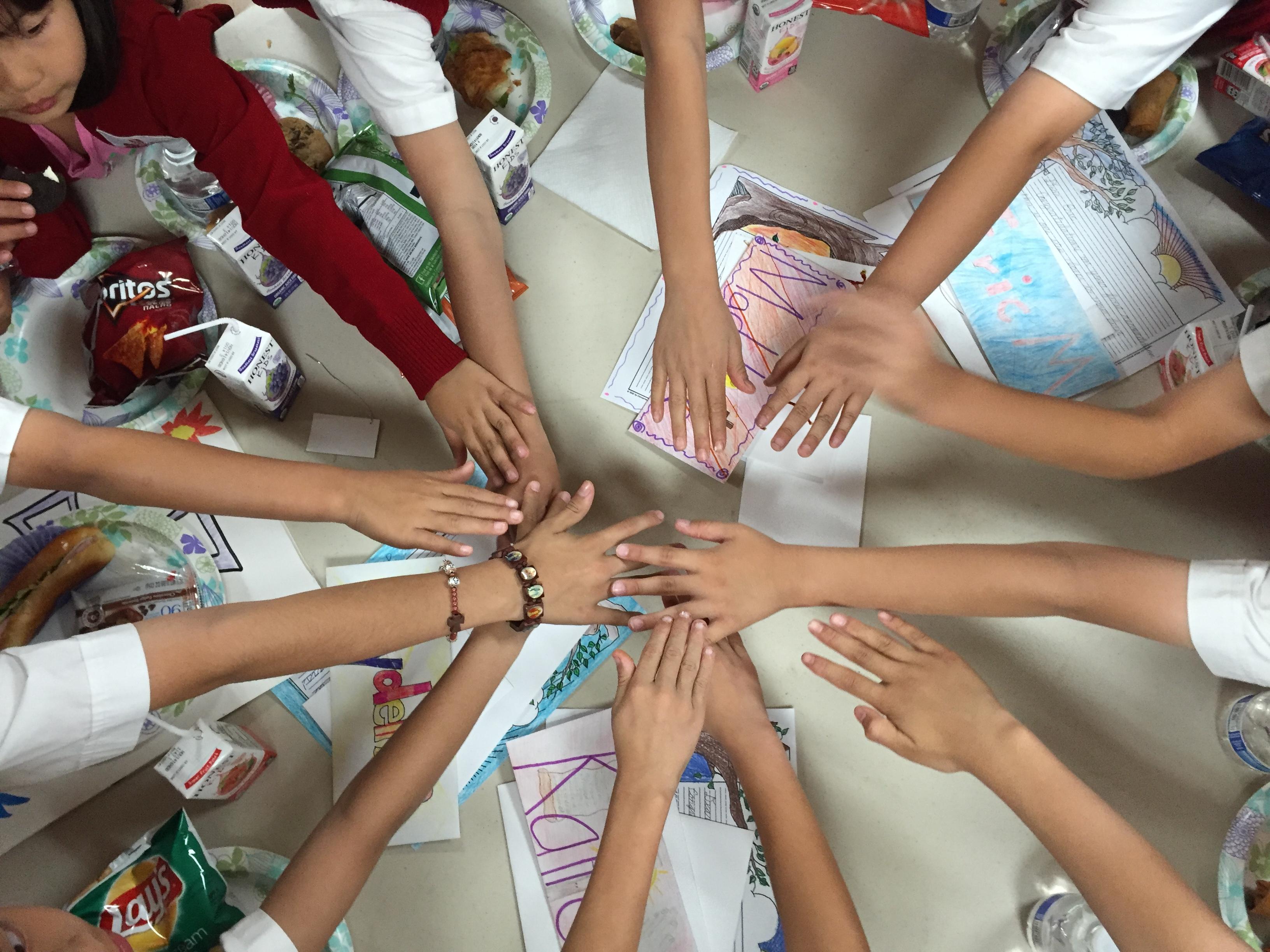student hands (1)